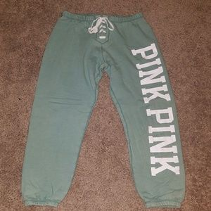 NWOT VS PINK SWEATPANTS